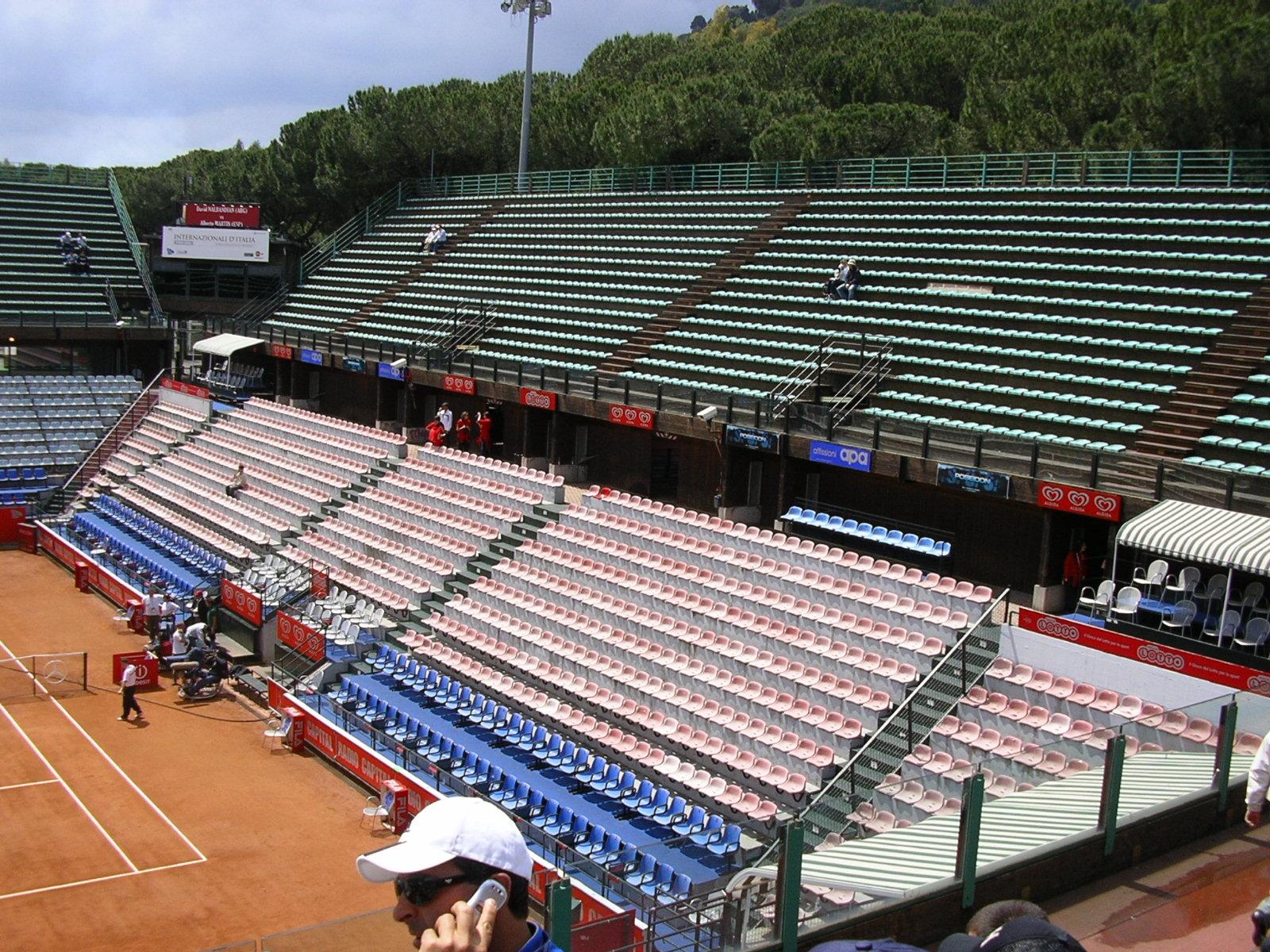 roma stadio centrale del tennis foro italico page 3 skyscrapercity. Black Bedroom Furniture Sets. Home Design Ideas
